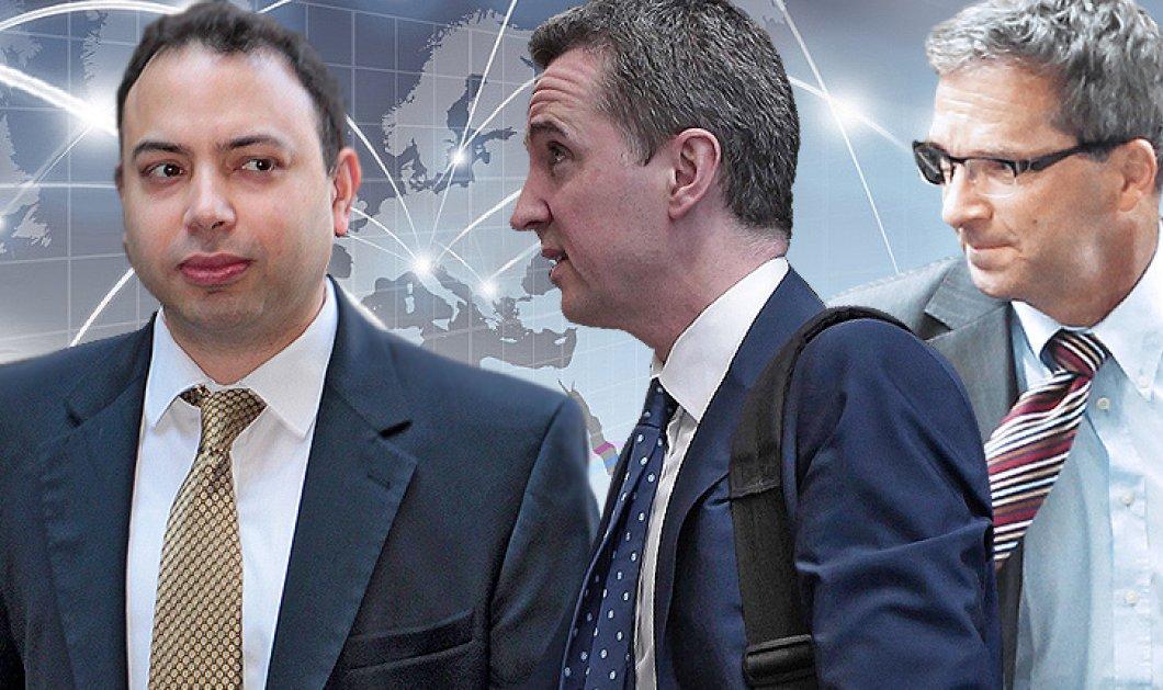 Handelsblatt: Αποχώρηση από την τρόικα εξετάζουν ΕΚΤ και ΔΝΤ! - Κυρίως Φωτογραφία - Gallery - Video