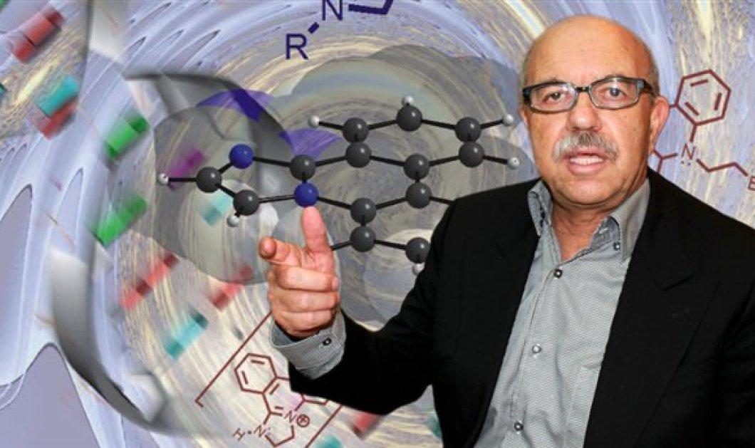 Μade In Greece ο Κυριάκος Νικολάου που ''εφευρίσκει'' τα φάρμακα για τον καρκίνο - τα αντικαρκινικά του μέλλοντος! (Φωτό) - Κυρίως Φωτογραφία - Gallery - Video