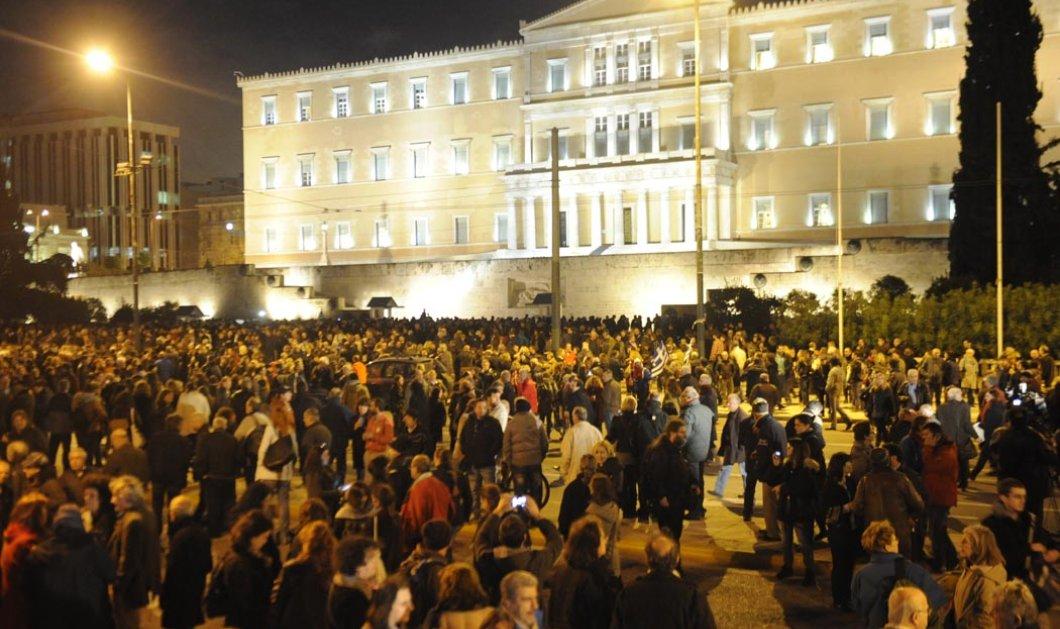 Δημοσκόπηση του ΣΚΑΙ: «Ναι» στη σύγκρουση με την Τρόικα λένε 7 στους 10 Έλληνες! - Κυρίως Φωτογραφία - Gallery - Video