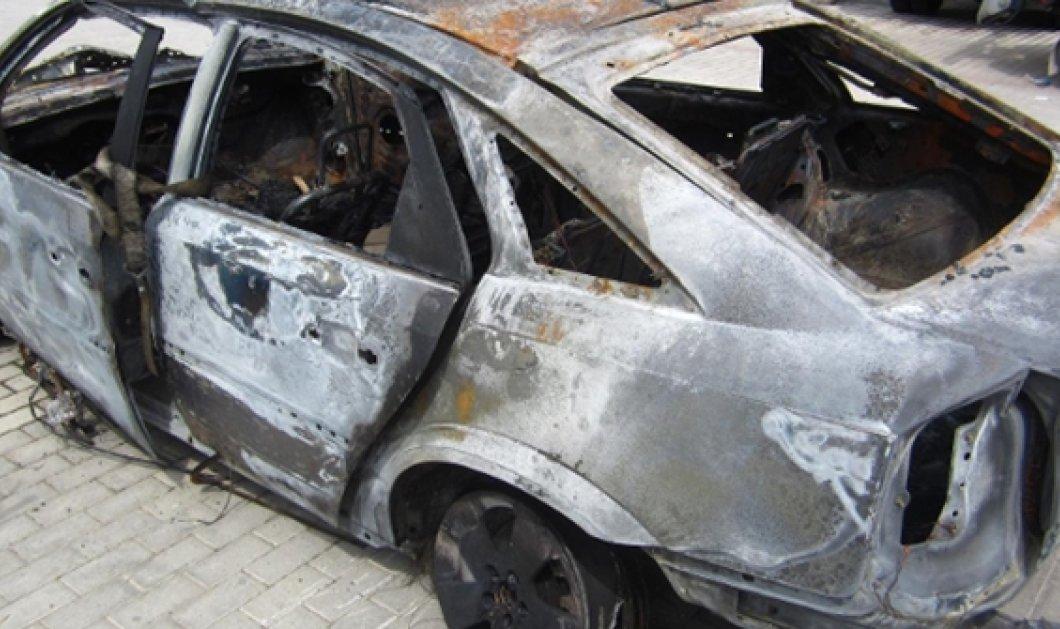 Κουκουλοφόροι έκαψαν το αυτοκίνητο του Ευριπίδη Στυλιανίδη - Καταδικάζει η ΝΔ την εμπρηστική επίθεση! - Κυρίως Φωτογραφία - Gallery - Video