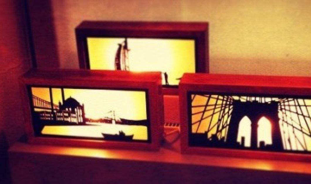Made In Greece τα «Handmade lamps»: Τα πρώτα χειροποίητα φωτιστικά από ένα νέο Ελληνα αρχιτέκτονα τον Γιάννη Κατσάνο! - Κυρίως Φωτογραφία - Gallery - Video
