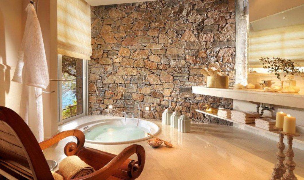Απίθανες ιδέες με πέτρινους τοίχους για να διακοσμήσετε το εσωτερικό του σπιτιού σας! Εμπνευστείτε ελεύθερα! - Κυρίως Φωτογραφία - Gallery - Video