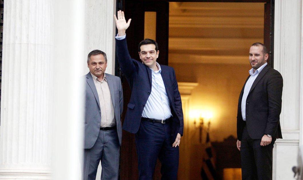 Αλέξης Παπαχελάς: Ο κ.Τσίπρας έχει μια ιστορική ευκαιρία - Ας τον βοηθήσουμε για να εκτιναχθεί η οικονομία αλλιώς... - Κυρίως Φωτογραφία - Gallery - Video