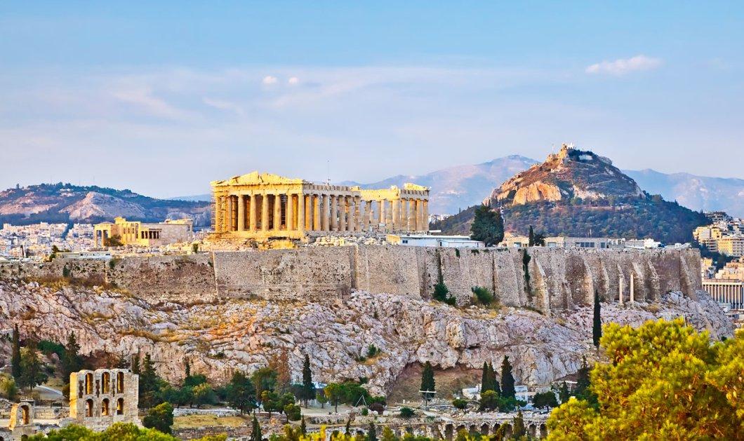 Good News: H Ακρόπολη στη 2η θέση των πιο σημαντικών μνημείων στο κόσμο για τo CNN! - Κυρίως Φωτογραφία - Gallery - Video