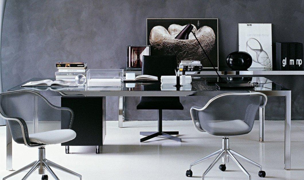 31 γραφεία που θα σας εμπνεύσουν για να δουλεύετε με χαρά και στυλ στο σπίτι! (φωτό) - Κυρίως Φωτογραφία - Gallery - Video