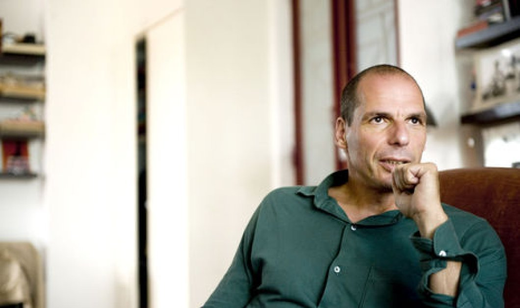 Βαρουφάκης στην Guardian: Εάν δεν φοβόμουν θα ήμουν τρομερά επικίνδυνος! - Κυρίως Φωτογραφία - Gallery - Video