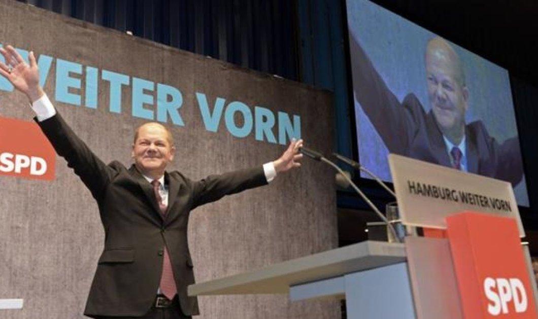 Αμβούργο εκλογές: Πανωλεθρία για το κόμμα της Μέρκελ με ιστορικό χαμηλό & 47% των Σοσιαλιστών - Τι συνεπάγεται για την Ελλάδα; - Κυρίως Φωτογραφία - Gallery - Video