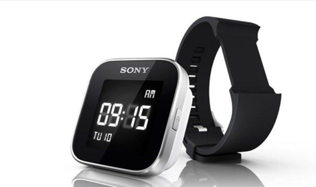 Έφτασε η ώρα των smart watches που θα μας στέλνουν και sms (φώτο) - Κυρίως Φωτογραφία - Gallery - Video