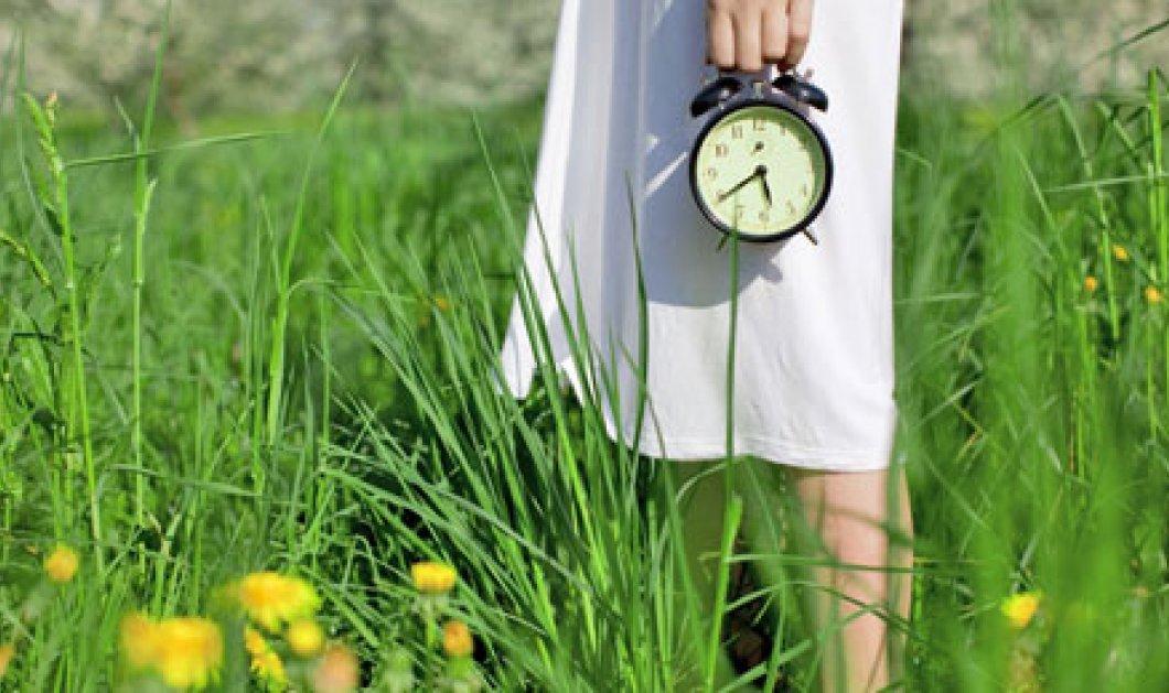 Είστε έτοιμοι να υποδεχθείτε την θερινή ώρα: μήπως χρειάζεστε περίοδο προσαρμογής;  - Κυρίως Φωτογραφία - Gallery - Video