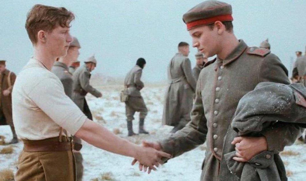 Bίντεο: Α' Παγκόσμιος Πόλεμος... 1914 - Μία από τις καλύτερες διαφημίσεις των φετινών Χριστουγέννων - Κυρίως Φωτογραφία - Gallery - Video