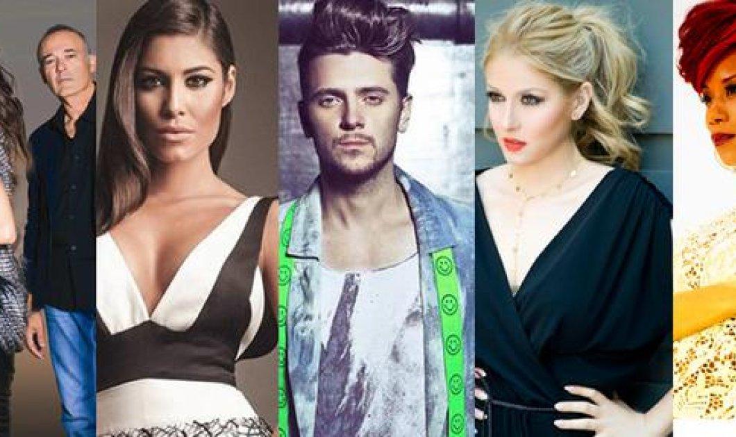 Απόψε ο τελικός της Eurovision - Τα 5 κλιπ των τραγουδιών που διαγωνίζονται! (βίντεο) - Κυρίως Φωτογραφία - Gallery - Video