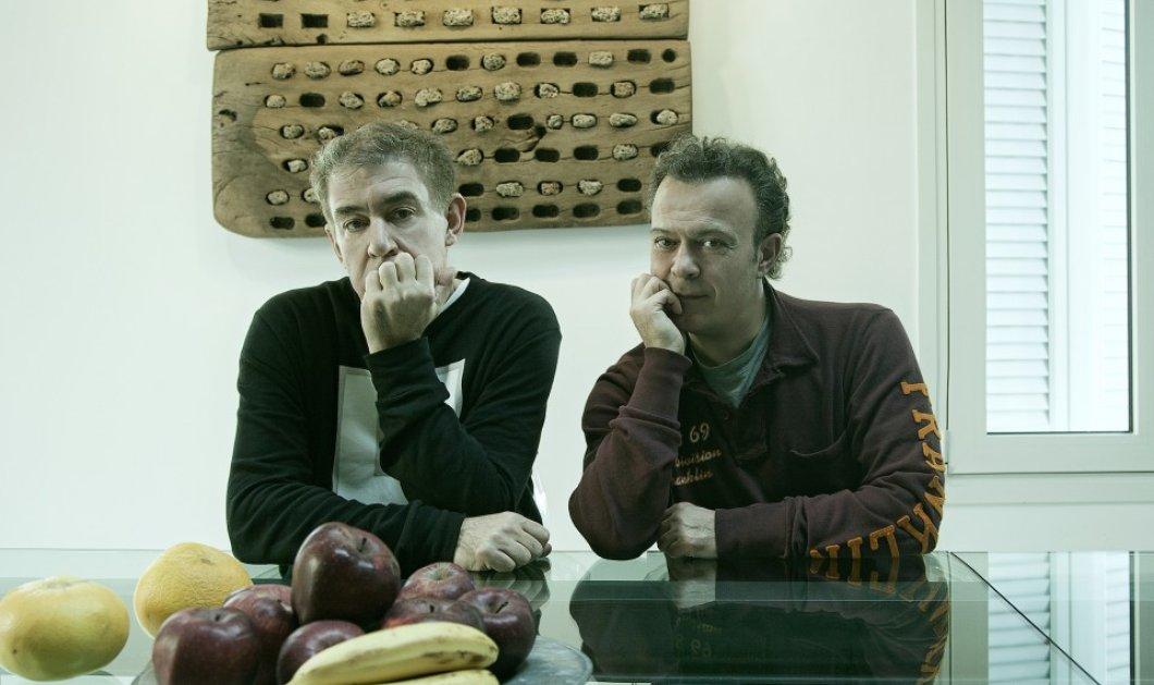 Μιχάλης Ρέππας & Θανάσης Παπαθανασίου: «Για δυο άσχετα επαρχιωτόπουλα, όπως εμείς, καλά τα καταφέραμε» - Κυρίως Φωτογραφία - Gallery - Video