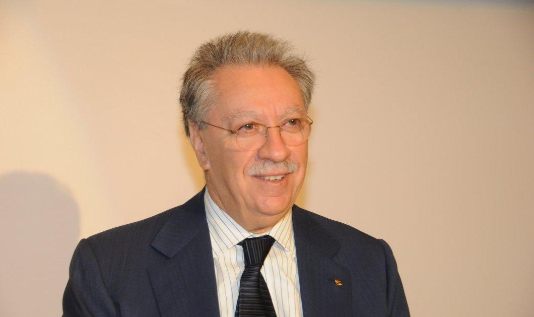 Ο Μιχάλης Σάλλας νέος πρόεδρος στην Ένωση Ελληνικών Τραπεζών!  - Κυρίως Φωτογραφία - Gallery - Video