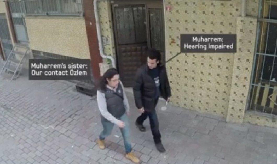 "Story: Mια oλόκληρη γειτονιά έμαθε τη νοηματική για να επικοινωνεί με νεαρό κωφό: η συγκίνηση του όταν επιτέλους όλοι του ""μιλούσαν""! (βίντεο) - Κυρίως Φωτογραφία - Gallery - Video"