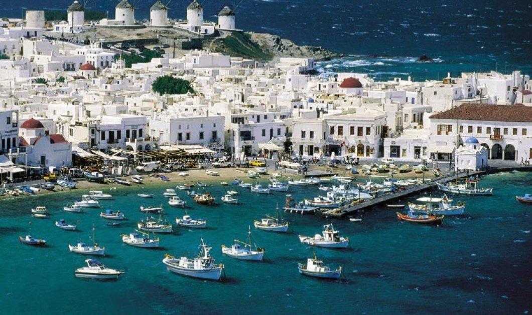 Αθήνα, Μύκονος, Θεσσαλονίκη - Οι 20 περιοχές της Ελλάδας που «googlαρουν» περισσότερο οι τουρίστες!  - Κυρίως Φωτογραφία - Gallery - Video