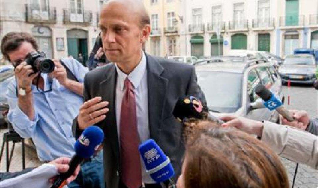 Ράσμους Ρέφερς - ο νέος διαπραγματευτής των δανειστών - Τον αποκαλούν «ζόμπι» της τρόικας! - Κυρίως Φωτογραφία - Gallery - Video