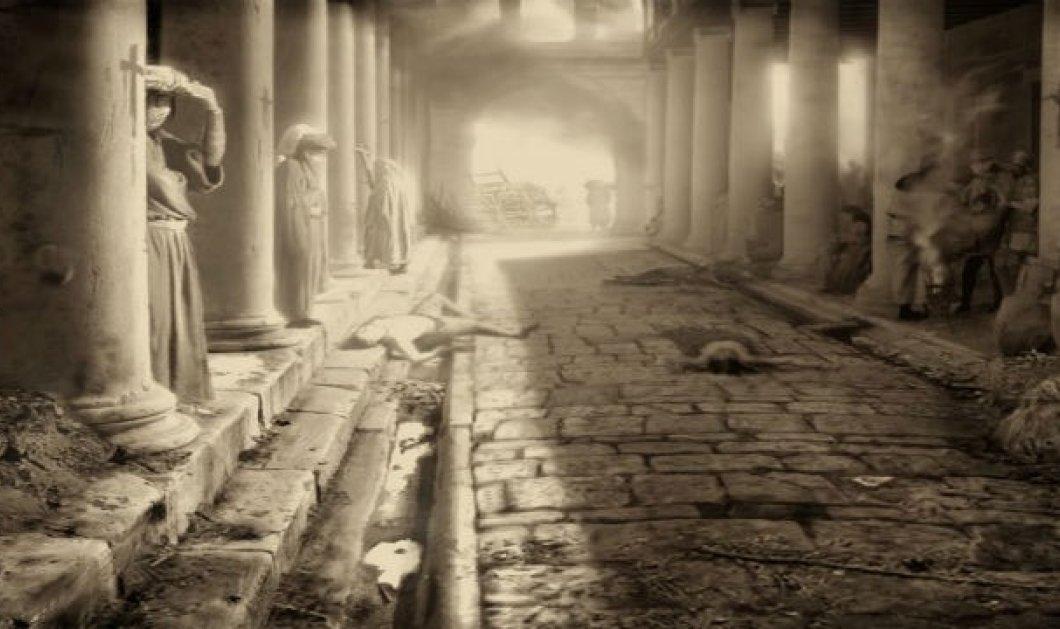 Mια γραφιστική αναπαράσταση της Αυτοκρατορικής Κωνσταντινούπολης όπως δεν την έχετε ξαναδεί! Απολαύστε τo slideshow! - Κυρίως Φωτογραφία - Gallery - Video