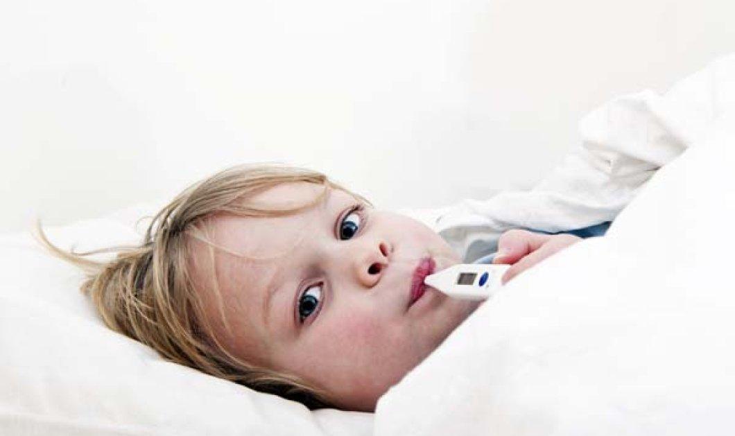 Πώς πρέπει να αντιμετωπίζουμε τον πυρετό στα παιδιά; Η παιδίατρος Σταυρούλα Βαλαβέρη μας δίνει κάποια χρήσιμα tips!  - Κυρίως Φωτογραφία - Gallery - Video