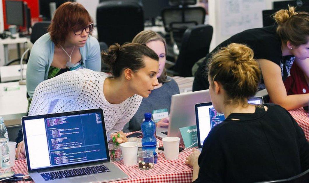 Topwomen οι Πέννυ & η Ναταλία - Τα Django Girls που θα βρεθούν στο hackerspace στις 4 Απριλίου - Πληροφορική... ραμμένη σε γυναικεία μέτρα! - Κυρίως Φωτογραφία - Gallery - Video