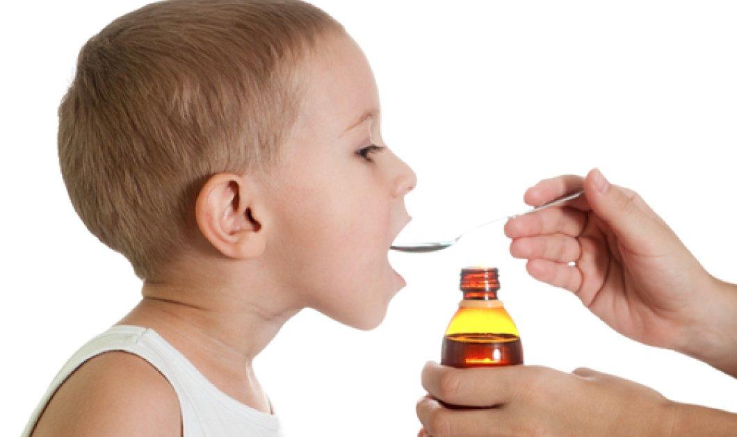 Γονείς, μη δίνετε στα παιδιά σας τα φάρμακα με το κουταλάκι - Επιστήμονες απαντούν στα ερωτήματα σας! - Κυρίως Φωτογραφία - Gallery - Video