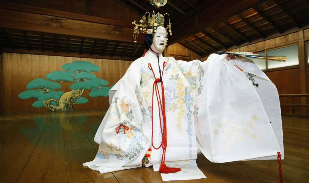 Όταν το Ιαπωνικό θέατρο Νo συναντάει την Ομηρική Οδύσσεια! Δείτε το απίστευτο «πάντρεμα» που πραγματοποιήθηκε στην Επίδαυρο! - Κυρίως Φωτογραφία - Gallery - Video