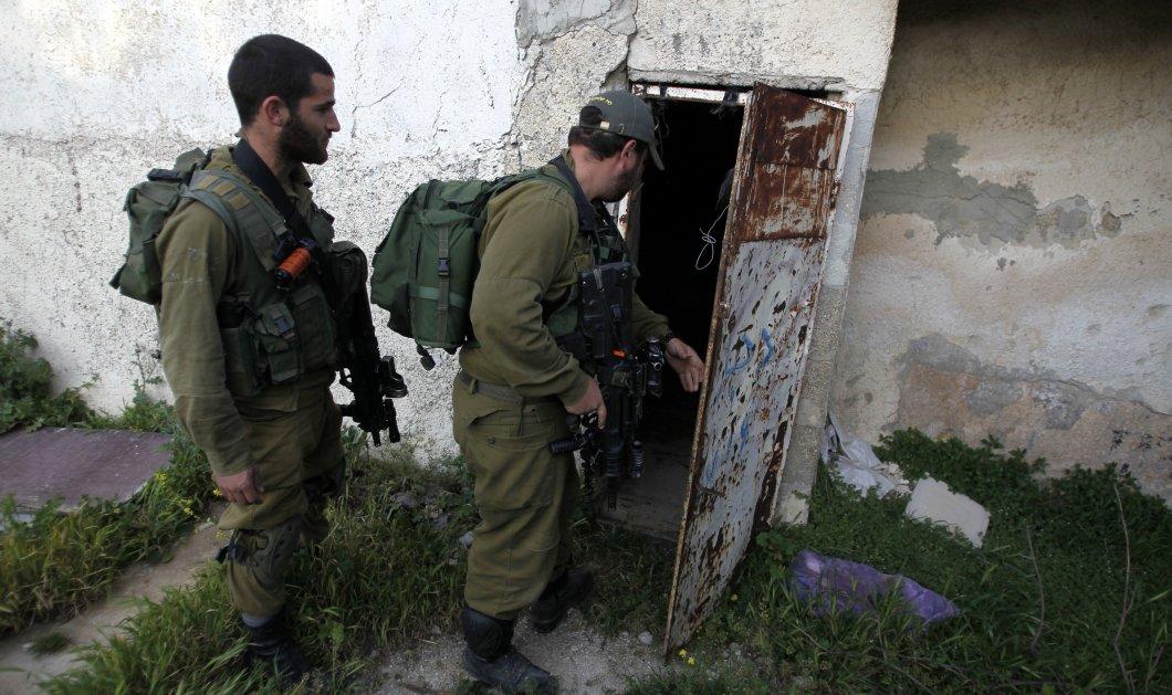 Ισραήλ: τον άφησε η φίλη του, σκηνοθέτησε την απαγωγή του από Παλαιστινίους και συνελήφθη! - Κυρίως Φωτογραφία - Gallery - Video