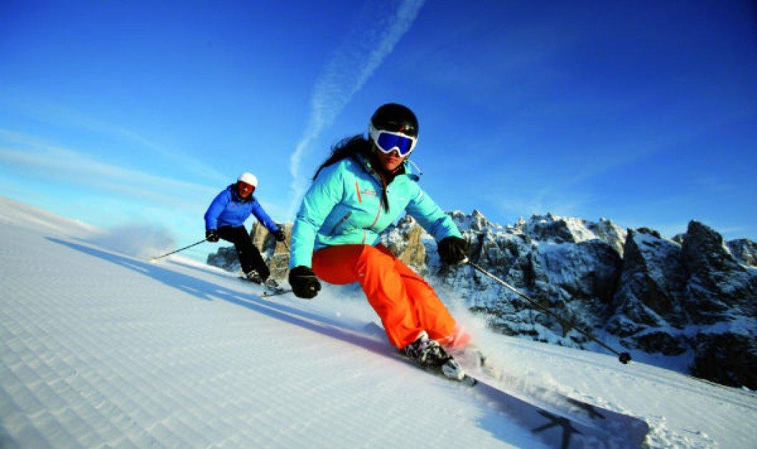 Χιονίζει στα χιονοδρομικά κέντρα του Καϊμακτσαλάν και Πισοδερίου - ποια θα είναι ανοικτά - Κυρίως Φωτογραφία - Gallery - Video