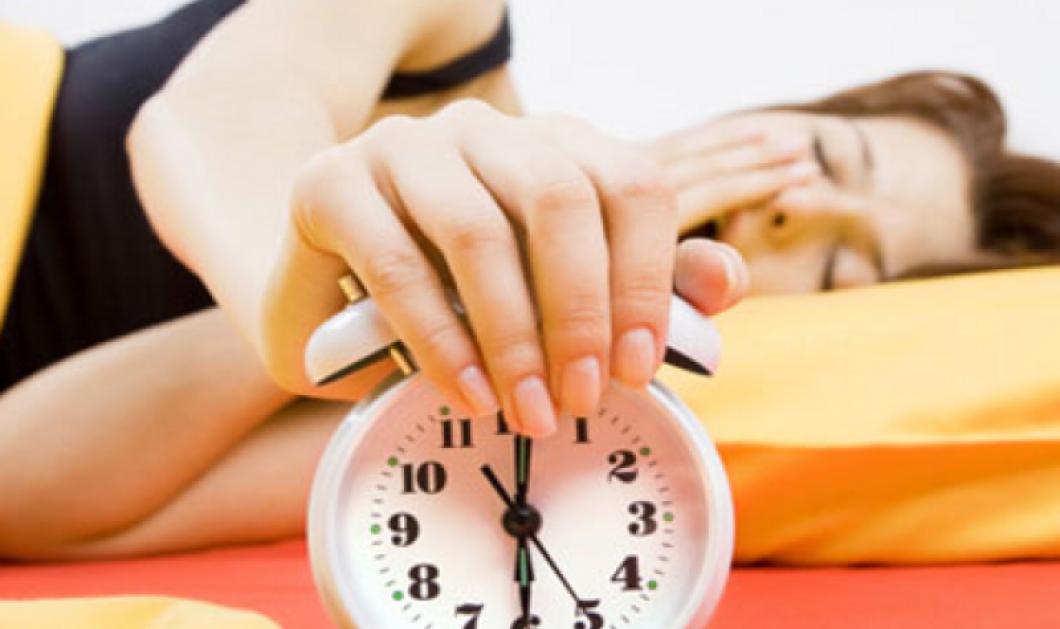 Όσο πιο νωρίς χτυπάει το ξυπνητήρι σας, τόσο πιο πιθανό είναι να ...παχύνετε! Δείτε γιατί! - Κυρίως Φωτογραφία - Gallery - Video