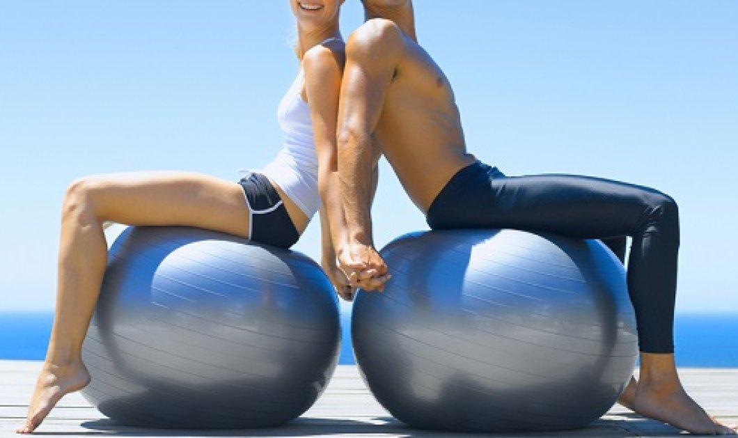 Γιατί η pilates είναι top άσκηση; Για να δυναμώσετε κοιλιά, ραχιαίους, γλουτούς χωρίς βάρη! - Κυρίως Φωτογραφία - Gallery - Video