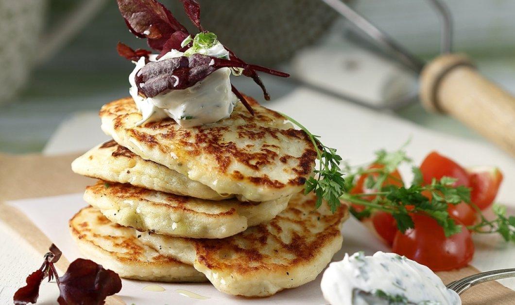 Pancakes με πατάτες του σεφ με... master Άκη Πετρετζίκη - Η ιδανική συνταγή για όλες τις ώρες της ημέρας! - Κυρίως Φωτογραφία - Gallery - Video