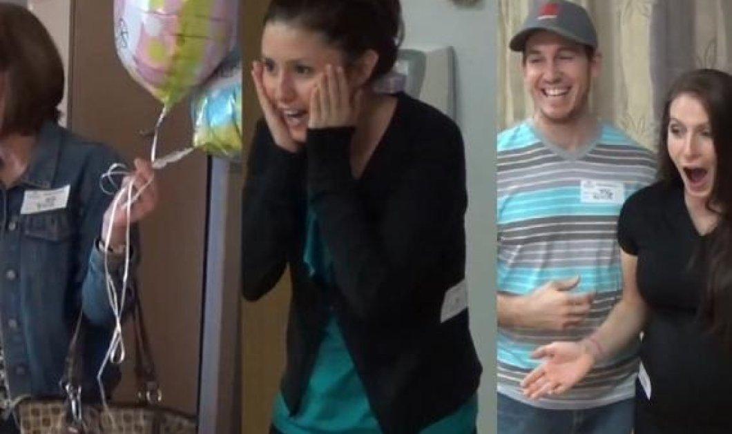 Το βίντεο... surprise της ημέρας - Δείτε την αντίδραση των συγγενών στο μαιευτήριο που κάνει θραύση στο διαδίκτυο! - Κυρίως Φωτογραφία - Gallery - Video