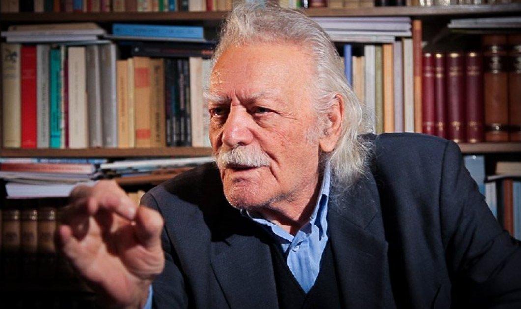 ''Βόμβες'' Γλέζου κατά πάντων: ''Ωμή παραβίαση του ασύλου η εκκένωση του ΕΚΠΑ - Φταίνε οι καθηγητές, η ΚΟ του ΣΥΡΙΖΑ & η κυβέρνηση'' - Κυρίως Φωτογραφία - Gallery - Video