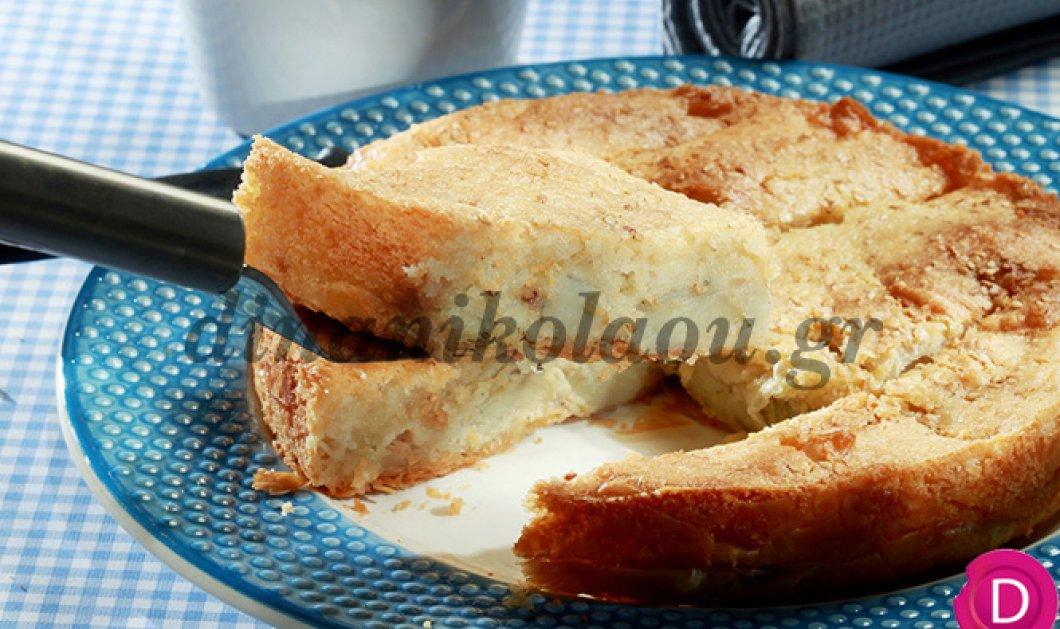Η Ντίνα Νικολάου απογειώνει αυτή την αγκιναρόπιτα με κρέμα και φύλλο - μυστικό - πρόταση εποχής!  - Κυρίως Φωτογραφία - Gallery - Video