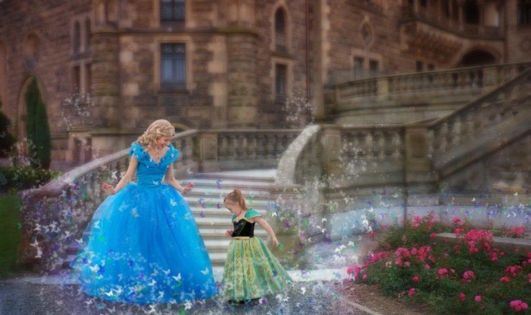 Story: Παγκόσμια συγκίνηση για την μικρή Κριστίνα - Πάσχει από σύνδρομο Down, φωτογραφίζεται στη Disney World & μαγεύει τα πλήθη - Κυρίως Φωτογραφία - Gallery - Video