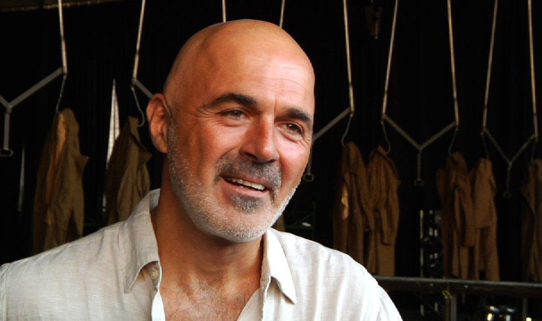 Στάθης Λιβαθινός - Αυτός είναι ο νέος διευθυντής του Εθνικού Θεάτρου - Who is Who - Κυρίως Φωτογραφία - Gallery - Video