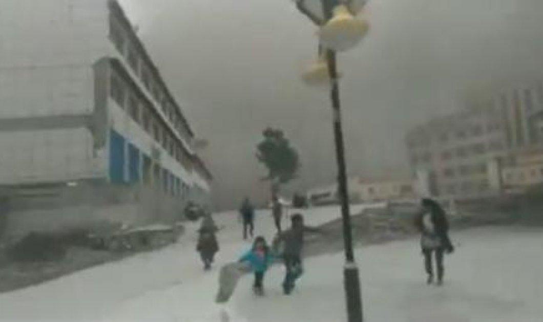 Συγκλονιστικό βίντεο από το Θιβέτ την ώρα που ο Εγκέλαδος χτυπά το Νεπάλ - Κυρίως Φωτογραφία - Gallery - Video