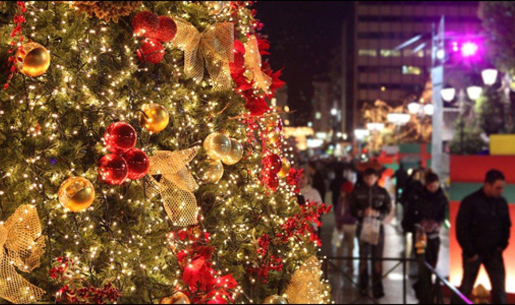 25 πράγματα που πρέπει να κάνεις στη γιορτινή Αθήνα - Δυνατά θεάματα, free street events  και μουσικές σκηνές - Κυρίως Φωτογραφία - Gallery - Video