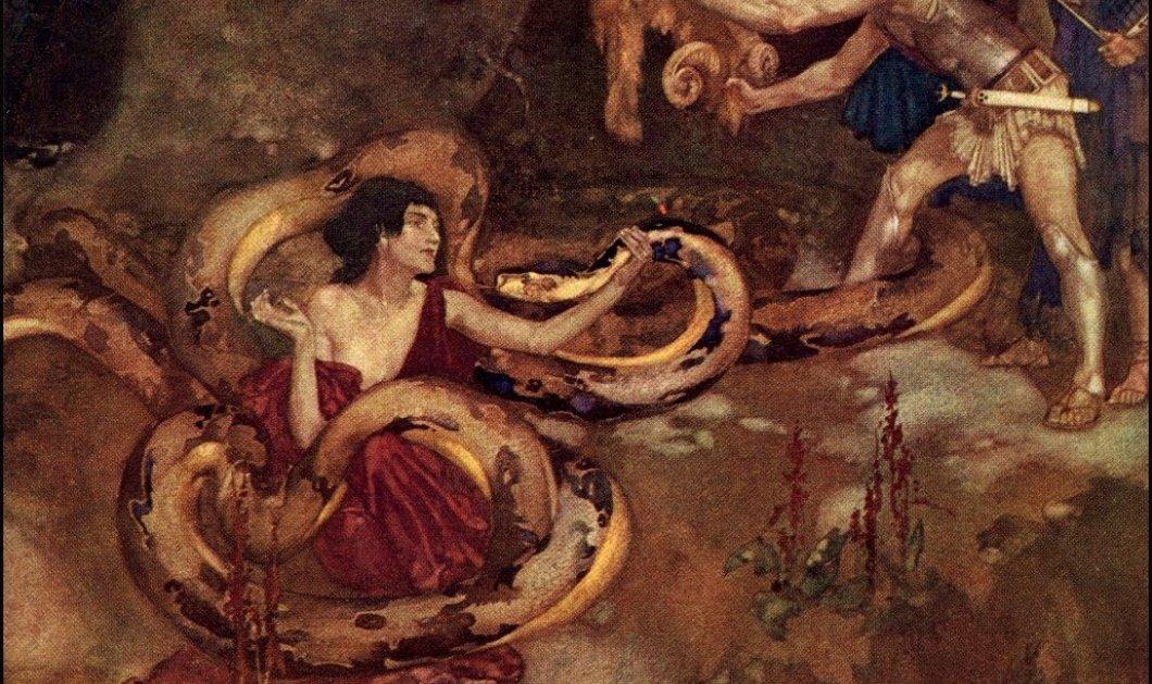 Greek Mythos: Όταν η Μήδεια έκαψε το νυφικό της Γλαύκης & την αποτελείωσε μαζί με τον πατέρα της αλλά & τα ίδια της τα παιδιά - Κυρίως Φωτογραφία - Gallery - Video