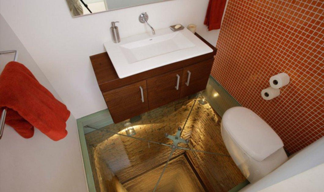 Για... γενναίους και μόνο: Ένα μπάνιο στο... απόλυτο κενό! Τολμάτε;  - Κυρίως Φωτογραφία - Gallery - Video