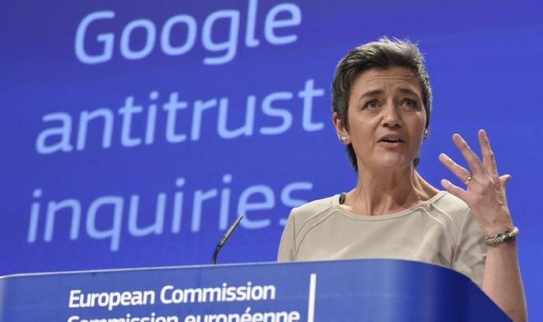 Η δεύτερη πιο ισχυρή γυναίκα στην Ευρώπη, θέλει να νικησει την Google - Ποια είναι;  - Κυρίως Φωτογραφία - Gallery - Video