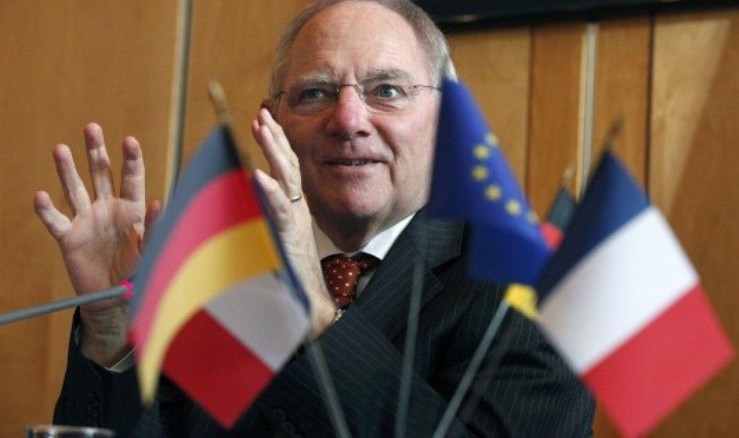 Β. Σοίμπλε: Ο Τόμσεν μας είχε πει ότι η Ελλάδα πήγαινε καλύτερα πριν τις εκλογές - Κυρίως Φωτογραφία - Gallery - Video