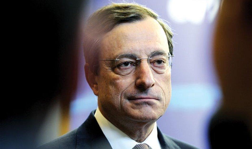 Ηχηρό μήνυμα Ντράγκι - ''Η Ελλάδα συνεχίζει να βρίσκεται στην εντατική'' - Τι θα αποφασίσει σήμερα η ΕΚΤ - Κυρίως Φωτογραφία - Gallery - Video
