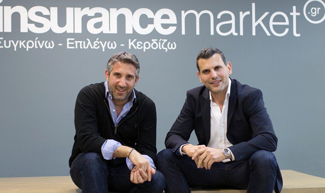 Το success story στις ασφάλειες αυτοκινήτου από 7 υπαλλήλους έχουν 70 - πως το πέτυχαν ο Σ. Παπαντωνόπουλος & ο Μ. Μαρσέλλος - Κυρίως Φωτογραφία - Gallery - Video