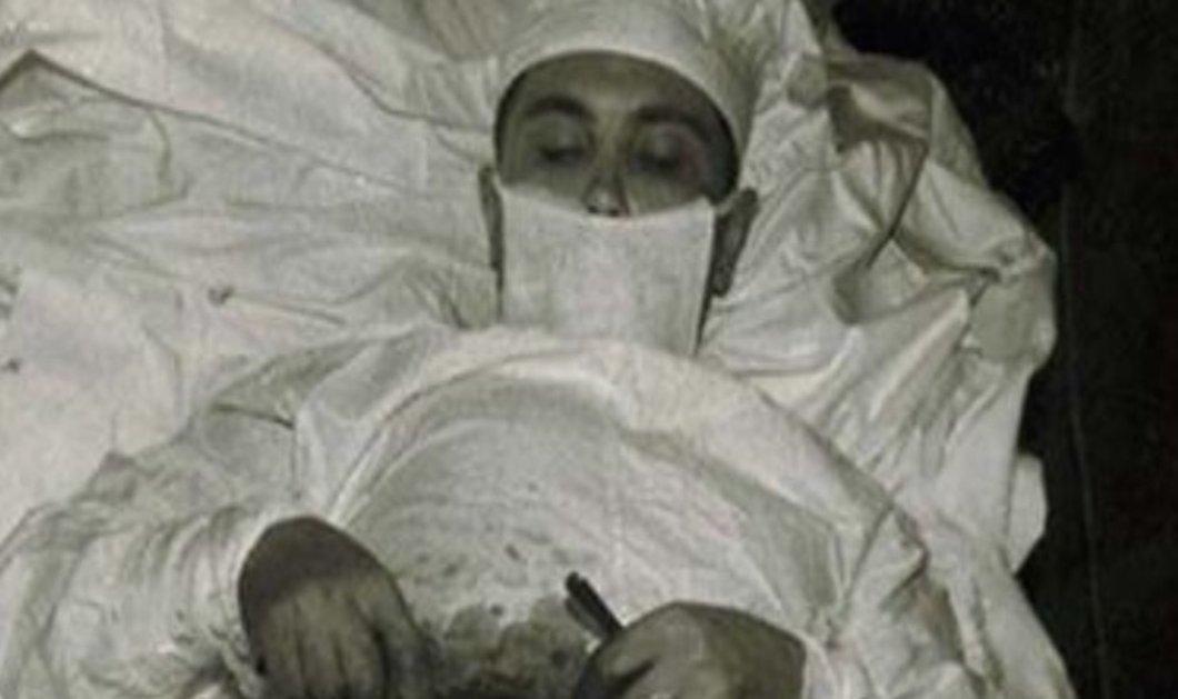 Vintage Story: ο γενναίος χειρουργός Leonid Rogozov αυτοεγχειρίστηκε το 1961 στην παγωμένη Αλάσκα - Κυρίως Φωτογραφία - Gallery - Video