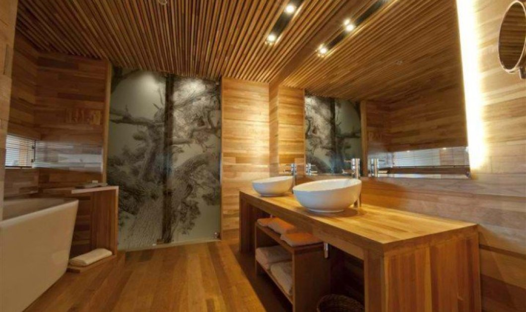 Εντυπωσιακά & designάτα ξύλινα μπάνια από τα οποία δεν θα... ξεκολλάτε! - Κυρίως Φωτογραφία - Gallery - Video