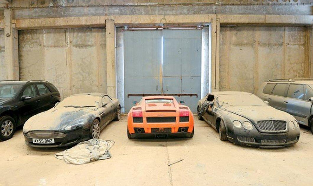 Rolls Royce με μόλις 1.500 ευρώ; Κι όμως με μια βόλτα στον ΟΔΔΥ τα πάντα μπορείς να πάρεις! - Κυρίως Φωτογραφία - Gallery - Video