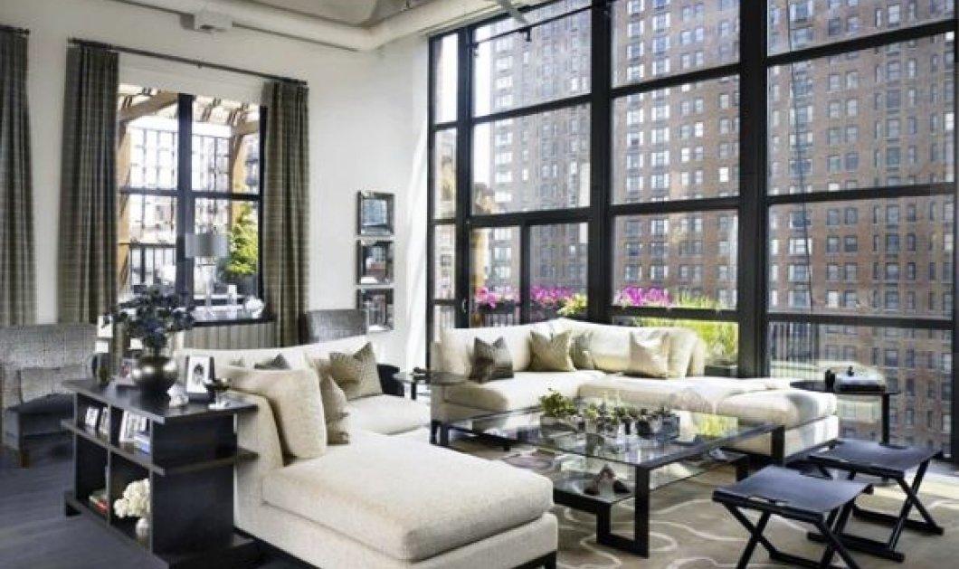 15 εκπληκτικά living rooms, τα σαλόνια των ονείρων για βραδιές χαλάρωσης ή λαμπερά παρτάκια - Κυρίως Φωτογραφία - Gallery - Video
