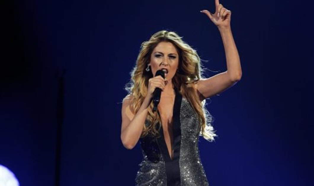 Eurovision 2015: Στον τελικό η Μαρία Έλενα Κυριάκου με εντυπωσιακή εμφάνιση - Κυρίως Φωτογραφία - Gallery - Video