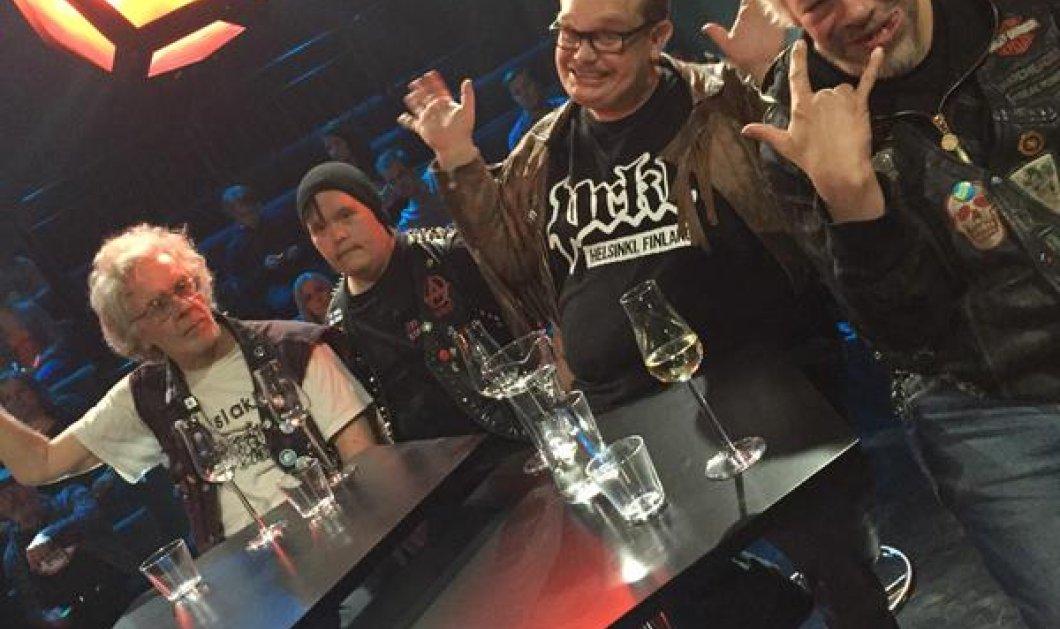 Εurovision: Δεν πέρασε το συγκρότημα με σύνδρομo Down που εκπροσώπησε την Φινλανδία - Οργή στα social media - Κυρίως Φωτογραφία - Gallery - Video