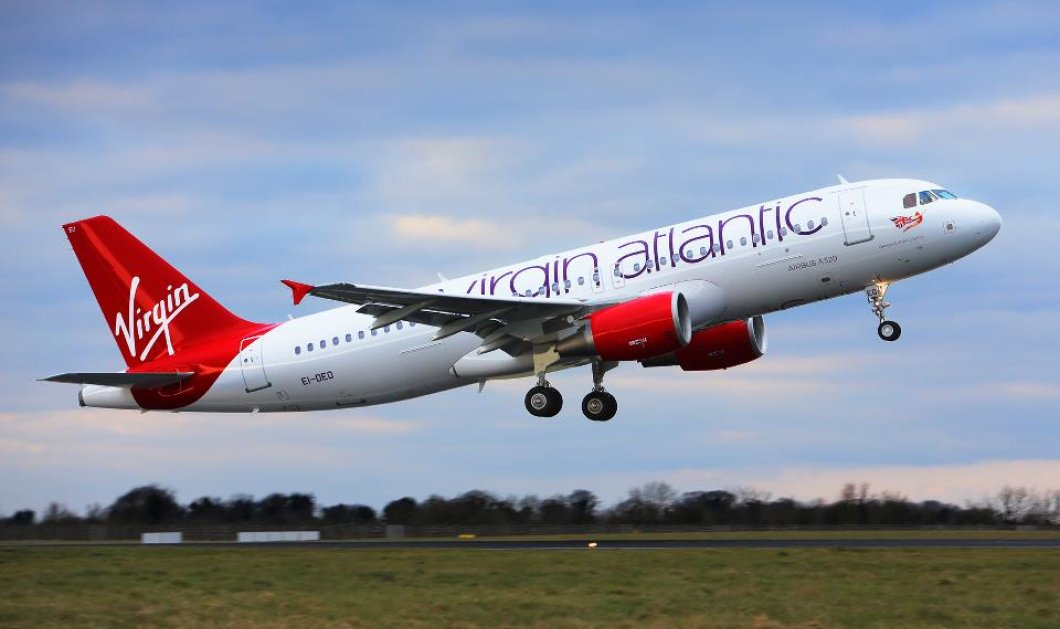 Σήμα κινδύνου από αεροσκάφος της Virgin Atlantic: Έκανε αναγκαστική προσγείωση λόγω βλάβης! - Κυρίως Φωτογραφία - Gallery - Video